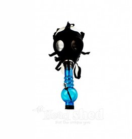 Gas Mask w/ Acrylic Bottle (6570)