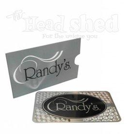 Randy's Randy's Grinder Card