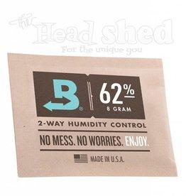 Boveda Inc. 8g Sm Boveda 62% Humidipak Display