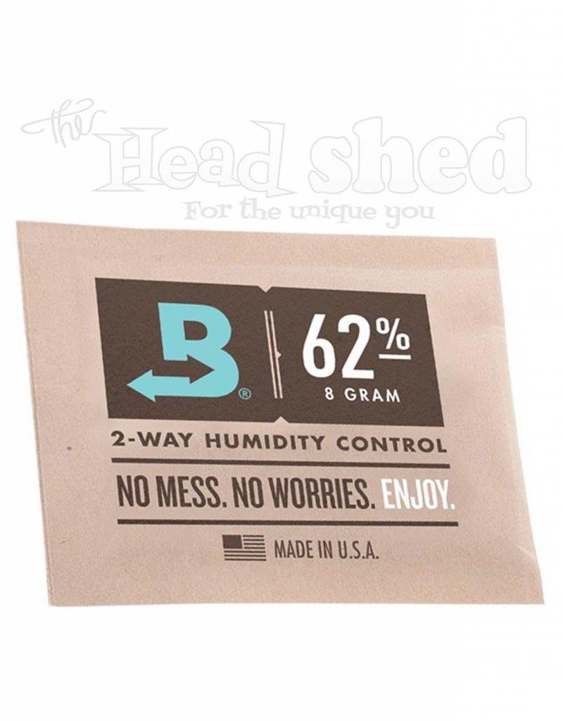 Boveda Inc. 8g Sm Boveda 62% Humidipak