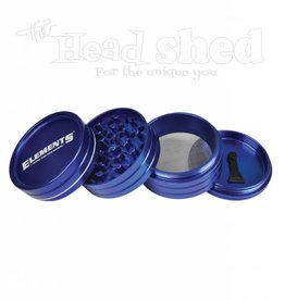 Elements - Grinder 62mm - 4pc