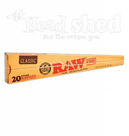 Raw Raw Classic Cone - 20 Stage Rawket Launcher