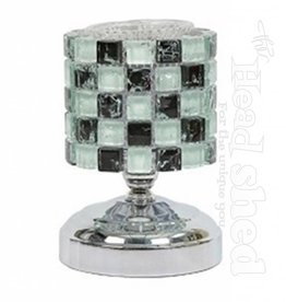 Aromar -  LED Oil Lamp - Black/White