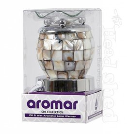 Aromar -  Touch Oil Lamp - Square Laccar