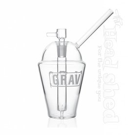 GRAV GRAV Cup Bubbler - Clear