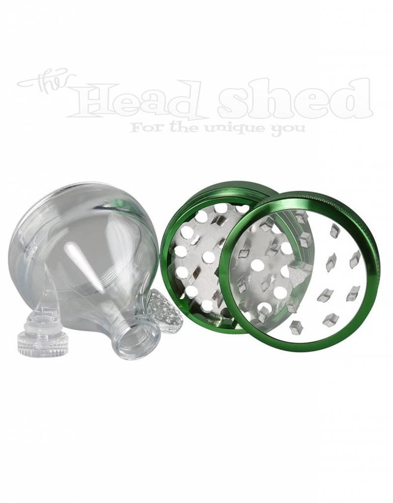 Aluminum Funnel Grinder Asst.