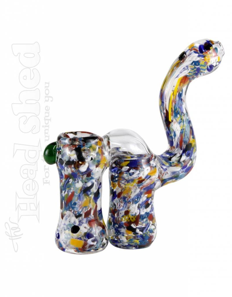 "7"" Double Chamber Chunky Frit"
