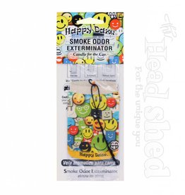 Smoke Odor Exterminator Car Hanger