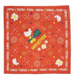 Sunshine Joy - Bandana - Woodstock Peace Flower