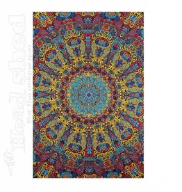 "Sunshine Joy - 3D Tapestry (60X90"") - Sunburst"