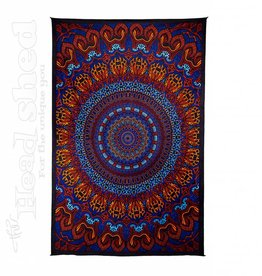 "Sunshine Joy - 3D Tapestry (60X90"") - Origin Of Life"