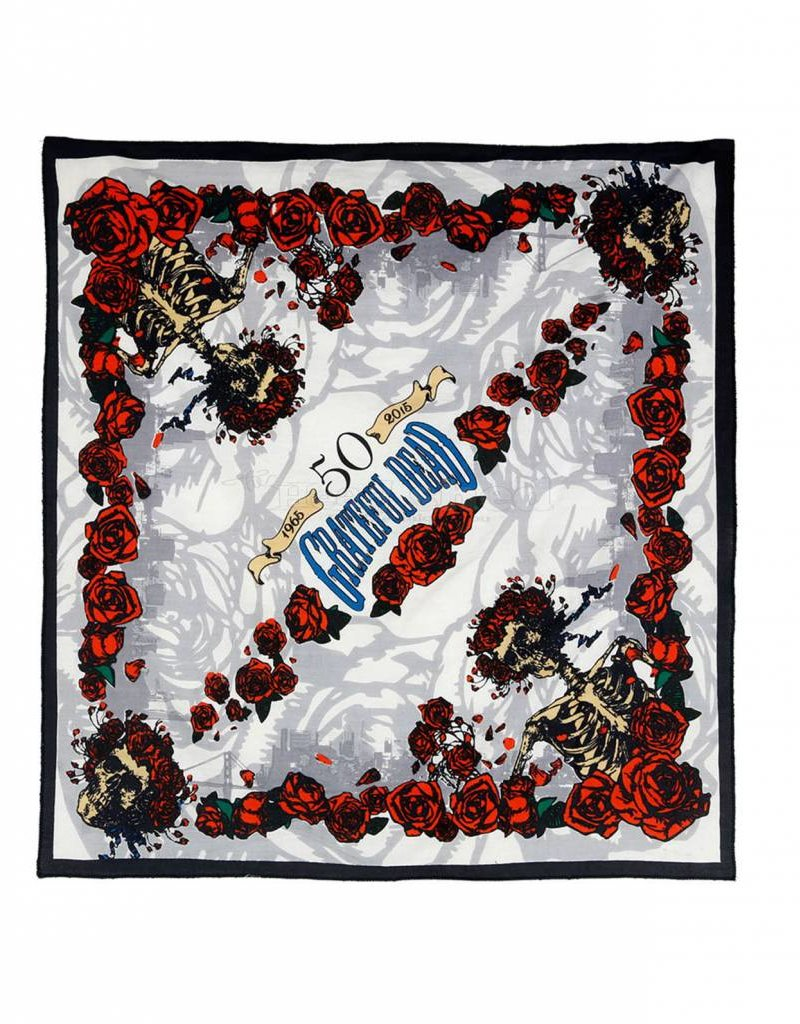 Bandana Grateful Dead 50th Anniversary