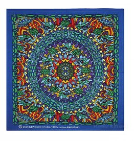 Bandana Grateful Dead Terrapin Dance