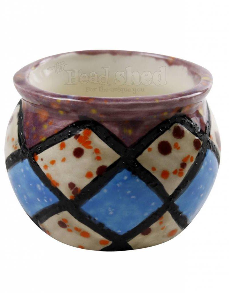 Ceramic Smudge Pot