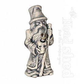 Wizard - Ceramic Water Pipe