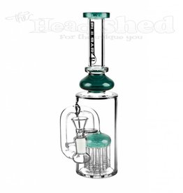 "Pulsar 10"" Pulsar Extended Fixed Tee Perc Waterpipe"