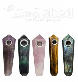 Gemstone Handpipes