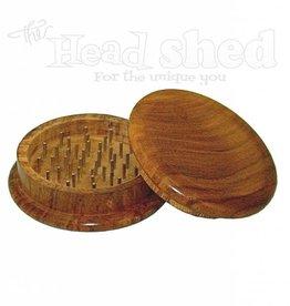 Wood 2-pc. Grinder