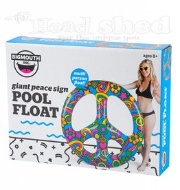 Peace Sign Pool Floatie