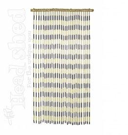 Door Beads Bee Stripes