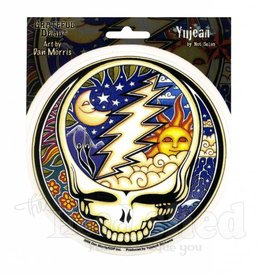 Grateful Dead Steal Your Face Sky Sticker
