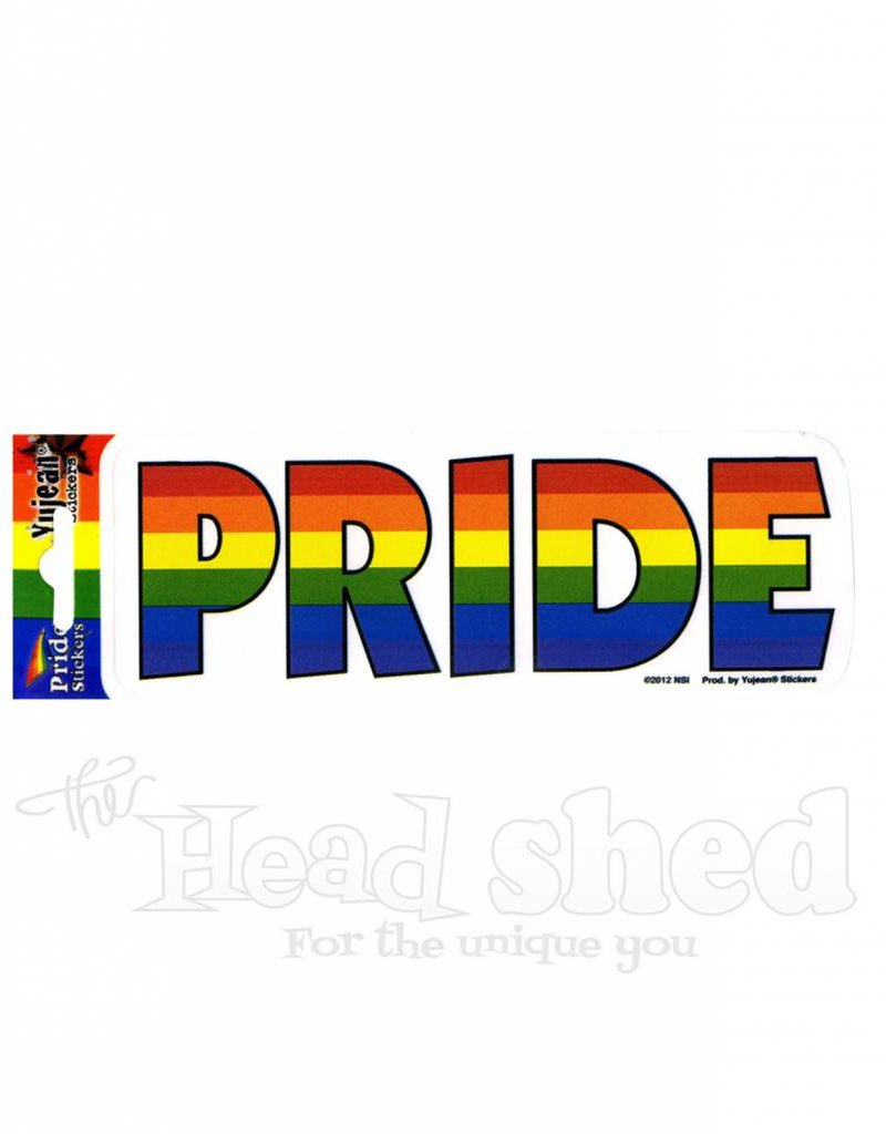 Rainbow Stickers (500 stickers)