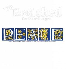 Peace Windows Sticker