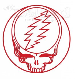 Steal Your Face Vinyl Sticker