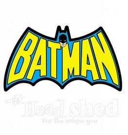 Retro Batman Sticker
