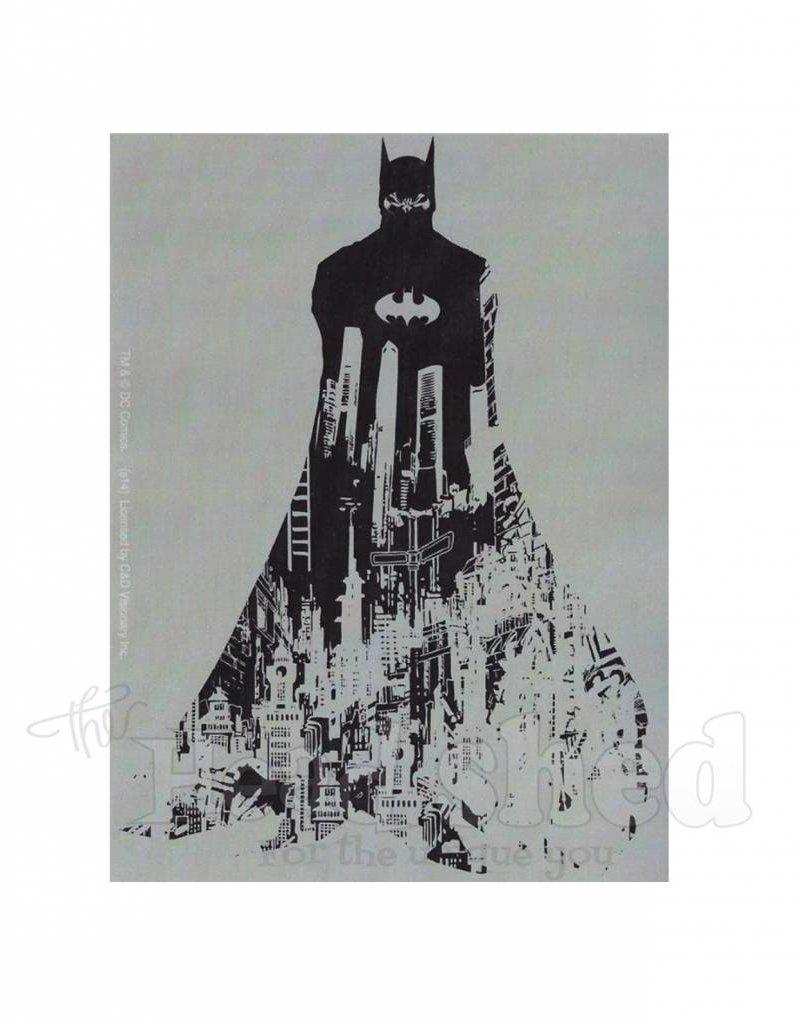 Batman Skyline Sticker