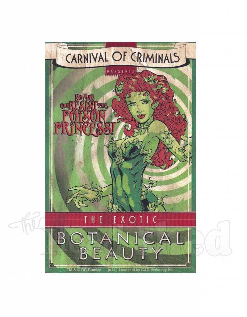 Botanical Beauty Sticker
