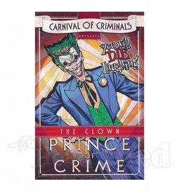 Prince of Crime Sticker