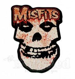 Misfits Bloody Skull Sticker