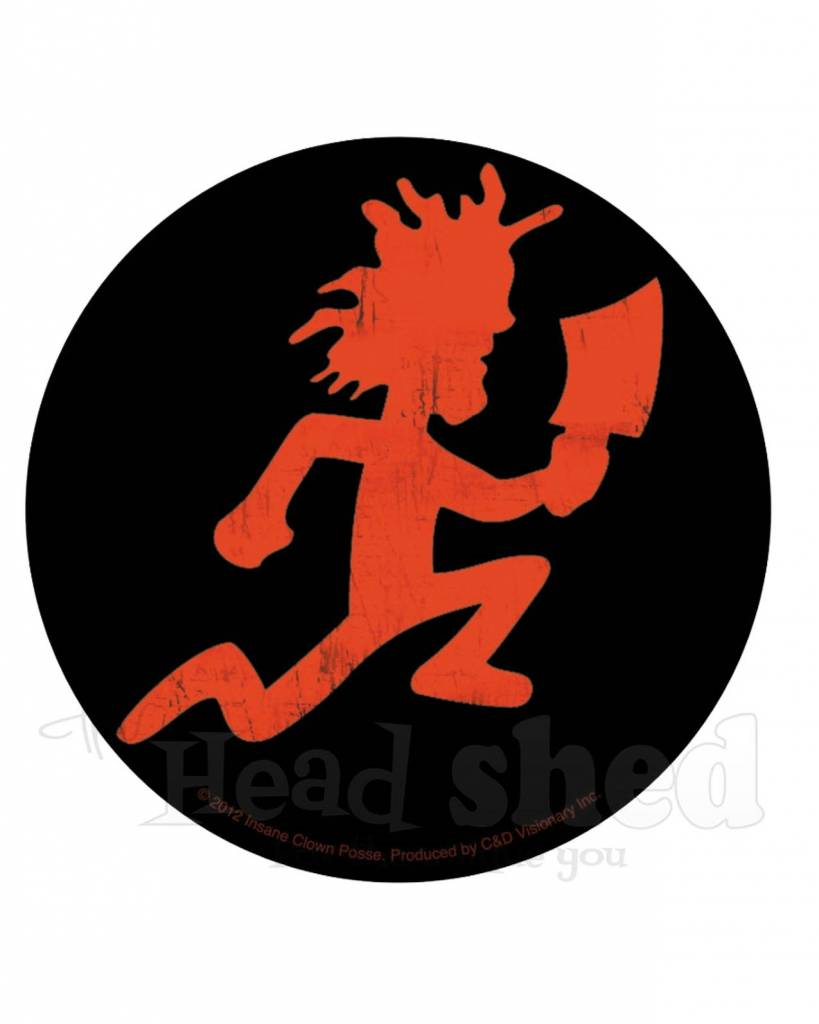 Icp Hatchet Man Sticker Cybershed Cybershed