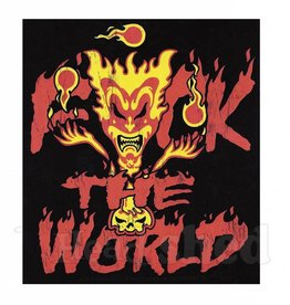ICP Fuck the World Sticker