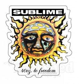 Sublime Sun Sticker