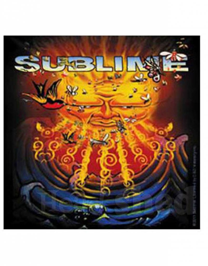 Sublime Sun & Waves Sticker