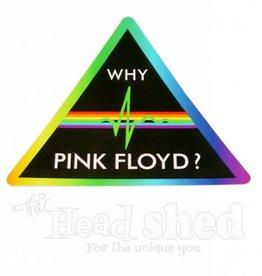 Why Pink Floyd? Sticker