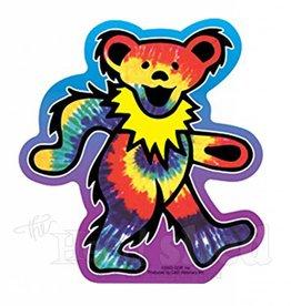 Tie Dye Dead Bear Sticker