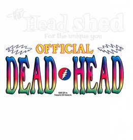 Official Dead Head Sticker