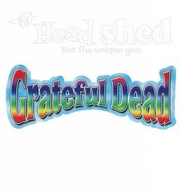 Grateful Dead Rainbow Sticker