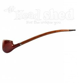 "Shire Pipes Shire Pipe 11.5"" Apple Churchwarden Rosewood"