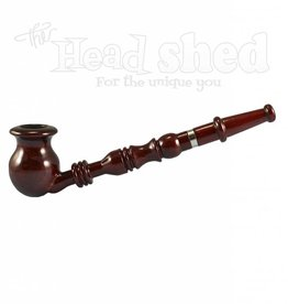"Shire Pipes Shire Pipe 9"" Churchwarden Variation Rosewood"