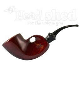 """Shire Pipes Shire Pipe 5.5"""" Freehand Rosewood"""