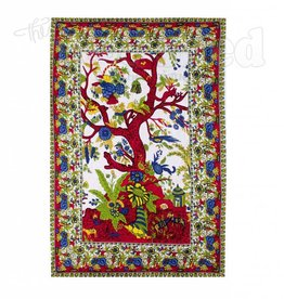 Full Color Tree of Life Tapestry