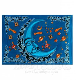 Tribal Moon Tapestry