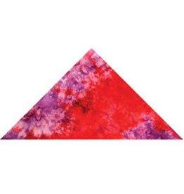 Bandana Red Tie Dye