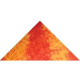 Bandana Orange Tie Dye