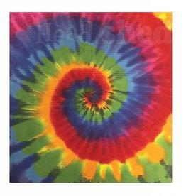 Bandana Rainbow Tie Dye