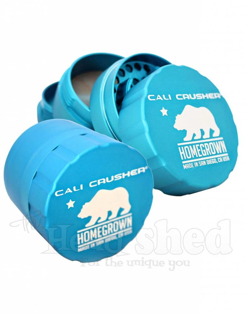 "Cali Crusher Cali Crusher 4-Piece 2.35"" Grinder"